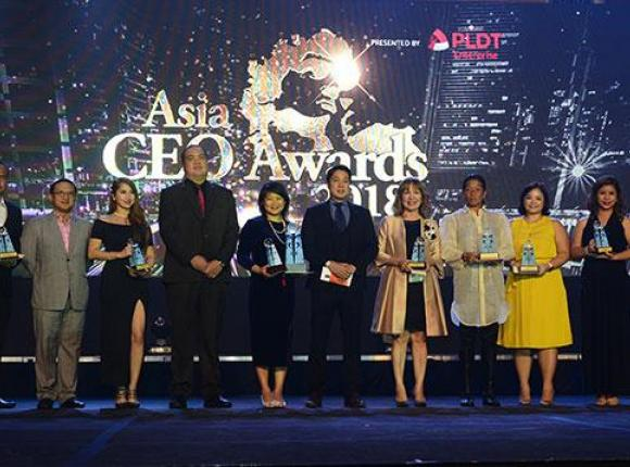 SunAsia Energy bags Circle of Excellence Award